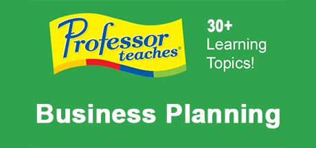 Individual Software Professor Teaches Business Planning 1.1