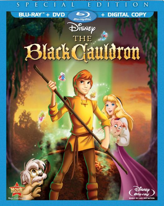 Download The Black Cauldron 1985 1080p BluRay x265 HEVC
