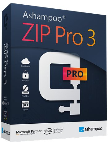 Ashampoo ZIP Pro 3.0.26 Multilingual