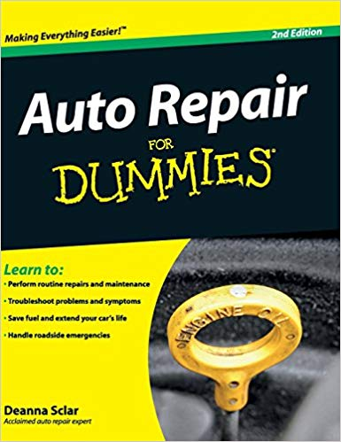 Auto Repair For Dummies, 2nd Edition (EPUB)