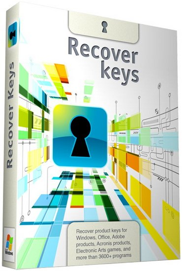 Recover Keys Enterprise 11.0.4.233 Multilingual