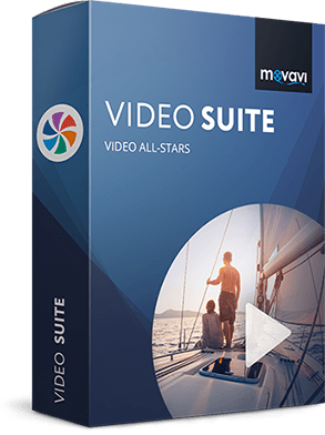 Movavi Video Suite 20.0.0 (x86) Multilingual