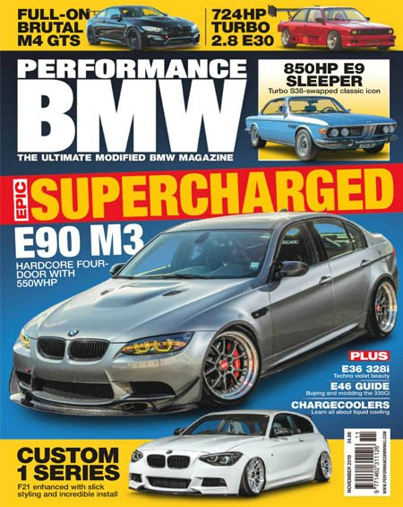 Performance BMW - November 2019