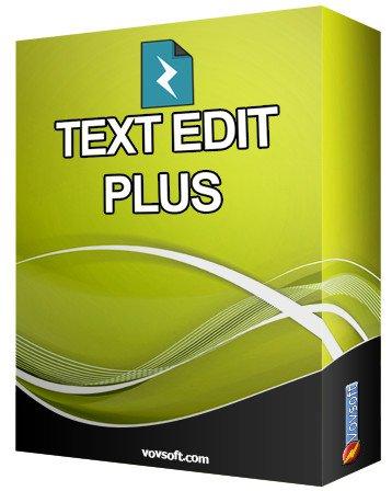 VovSoft Text Edit Plus 6.0