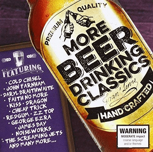 VA - More Beer Drinking Classics (2017)