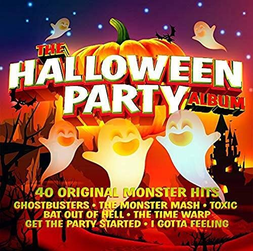 VA - Halloween Party (2CD, 2019)