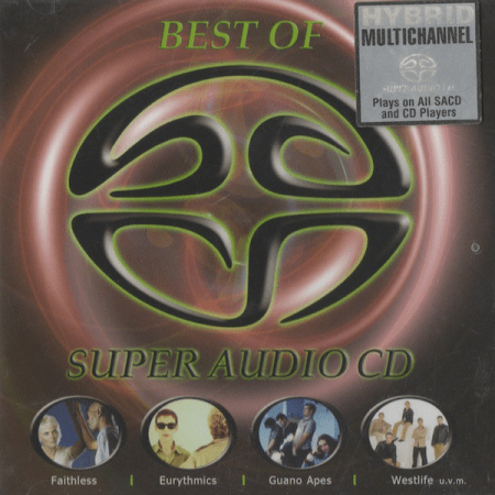 VA - Best Of Super Audio CD (2002) [SACD] [WAV]