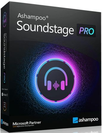 Ashampoo Soundstage Pro 1.0 Multilingual