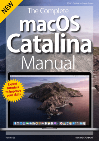 The Complete Macos Catalina   VOL 36, Issue 1, 2019