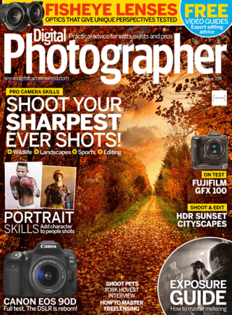Digital Photographer - Issue 219, 2019