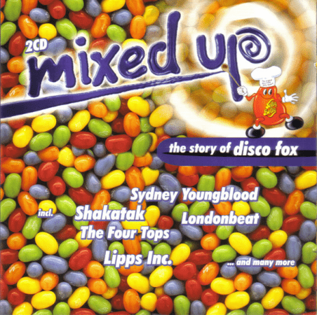 VA - Mixed Up Vol. 3 - The Story Of Disco Fox (1999) [WAV]