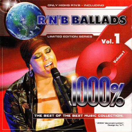 VA - 1000% R'N'B Ballads Vol. 1 (2004)