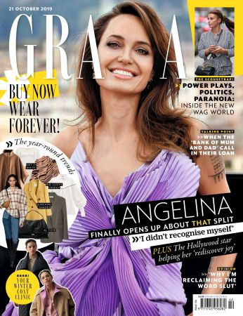 Grazia UK - 21 October 2019