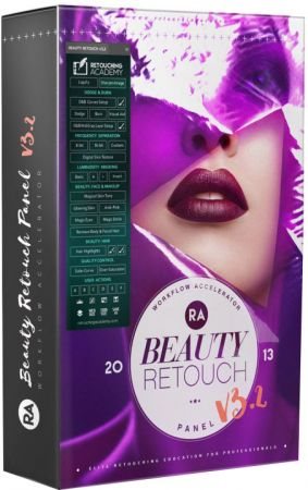 RA Beauty Retouch Panel 3.3 (Win/macOS)