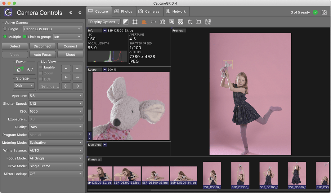 CaptureGRID Pro 4.11