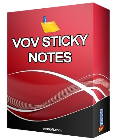 VovSoft Vov Sticky Notes 5.2
