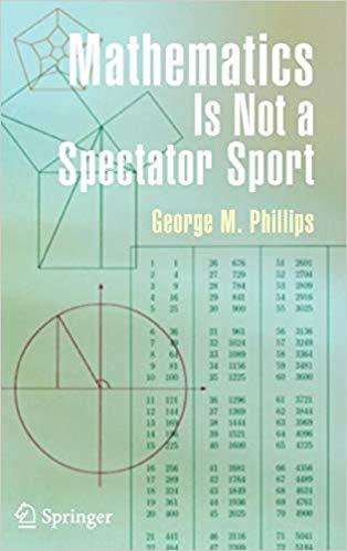 Mathematics Is Not a Spectator Sport