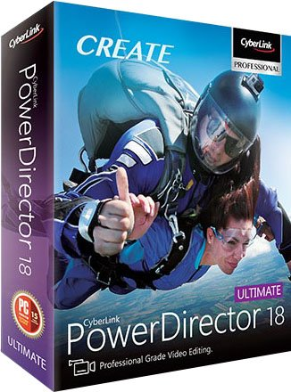 CyberLink PowerDirector 18 Ultimate v18.0.2028 Preactivated