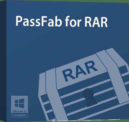 PassFab for RAR 9.4.0.7 Multilingual