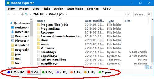 Tabbed Explorer 1.1.0.2 [Pestañas en windows] [Ingles] [Dos Servidores] XtxFlmOyCwV7SRlGON2WQPWJiBpa5PR2