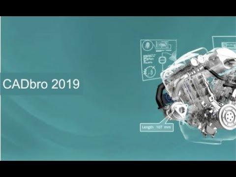 CADbro 2019 SP1 v4.00.02 (x86)