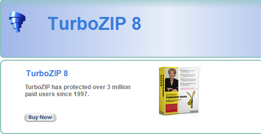 TurboZIP Compression Suite 8.5