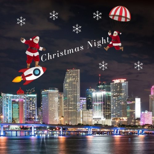 Francesco Digilio – Christmas Night (2019)