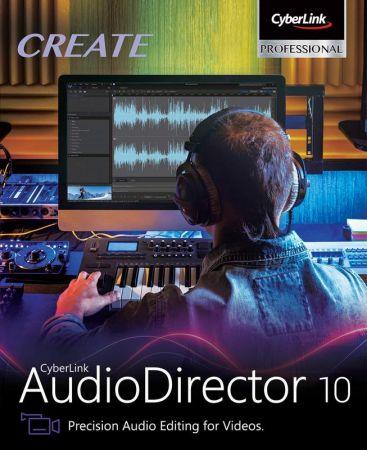 CyberLink AudioDirector Ultra 10.0.2228.0 Multilingual