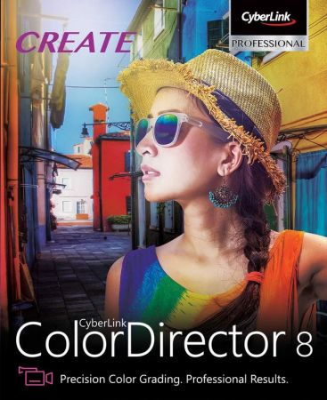 CyberLink ColorDirector Ultra 8.0.2228.0 Multilingual