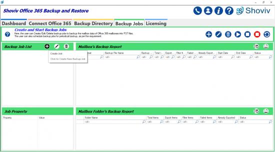 Shoviv Office 365 Backup and Restore 19.10