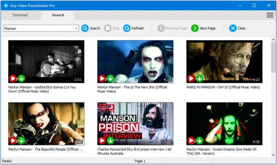 Any Video Downloader 7.25.1