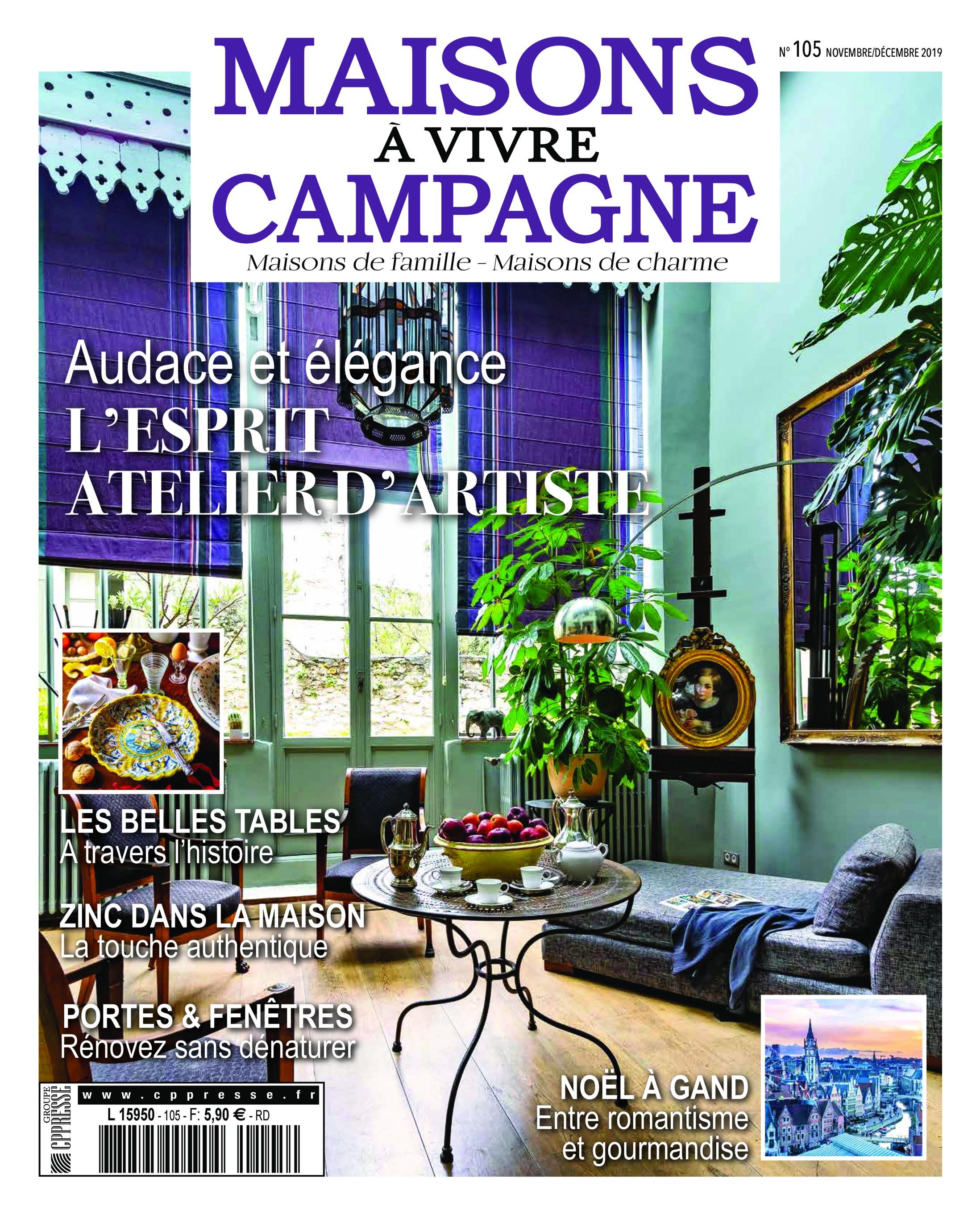 Maison A Vivre Campagne download maisons à vivre campagne - november/décembre 2019