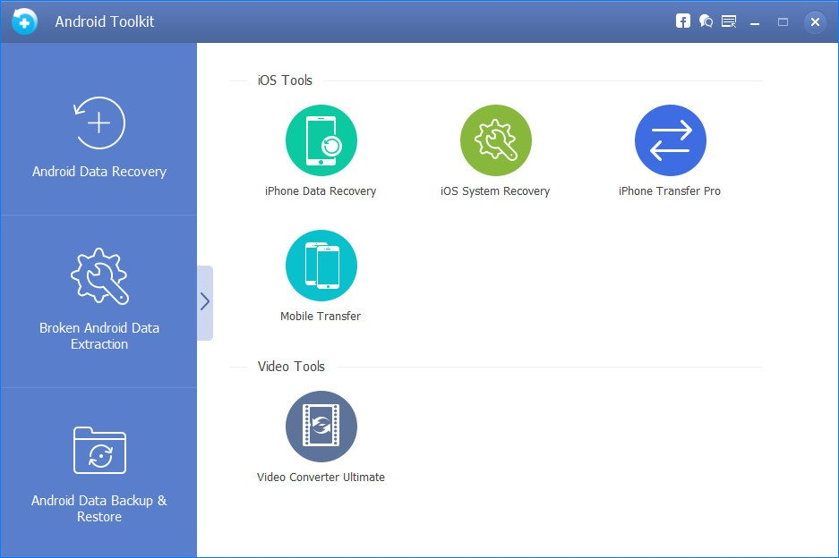 AnyMP4 Android Data Recovery 2.0.12 Multilingual
