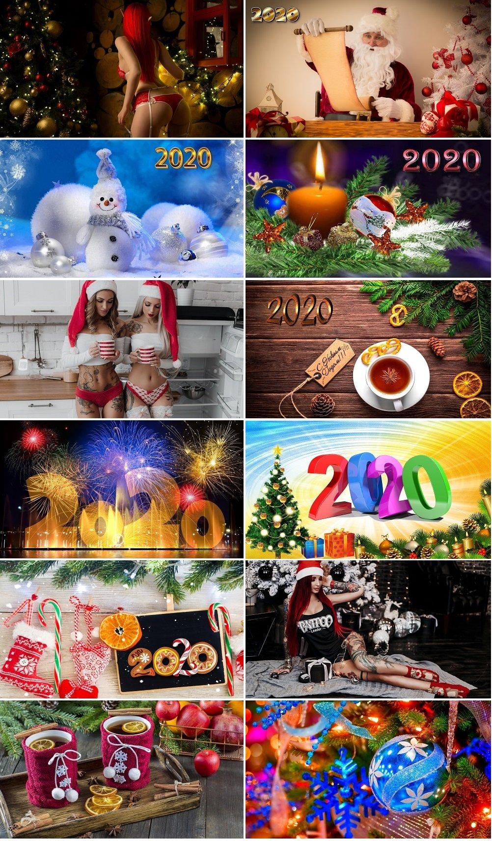 Download Desktop Wallpaper Happy New Year 2020 Softarchive