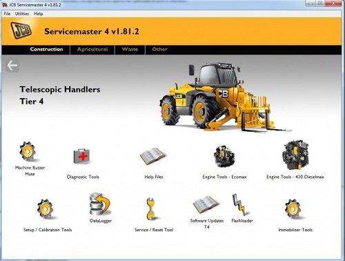 JCB Servicemaster 4 1.81.2