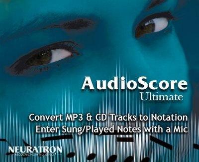 Resultado de imagen para Neuratron AudioScore Ultimate 2020