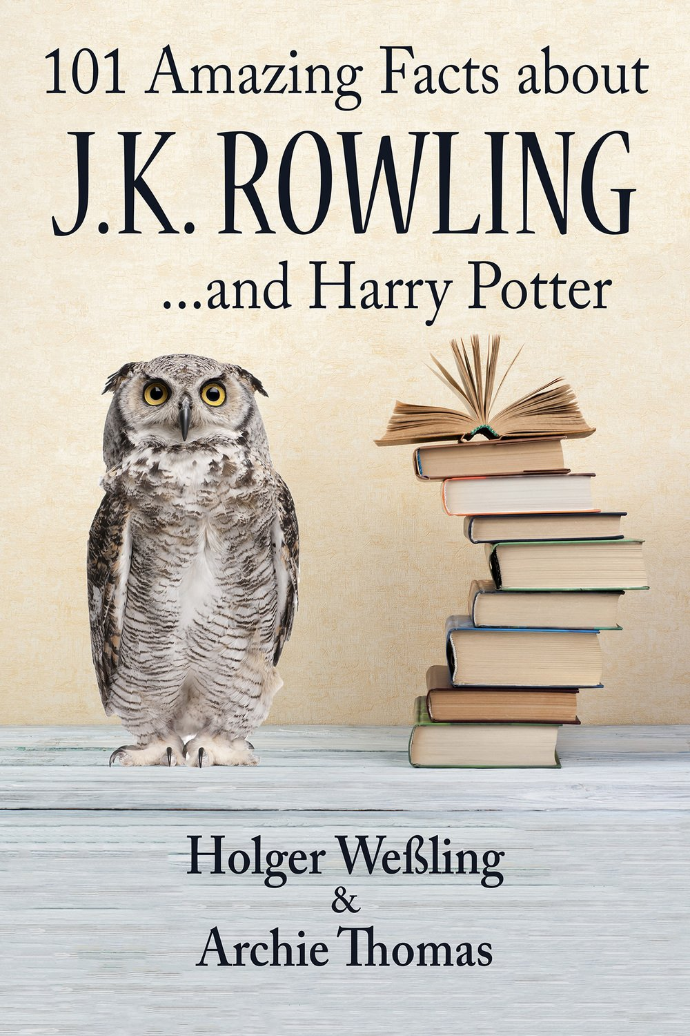 Download 101 Amazing Facts About J K Rowling And Harry Potter