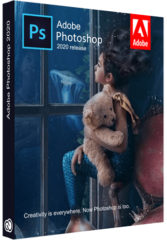 Adobe Photoshop 2020 v21.1.1.121 Preactivated