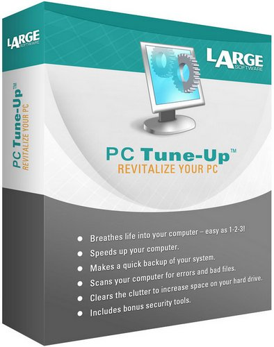 Large Software PC Tune-Up Pro 7.0.0.0 Multilingual