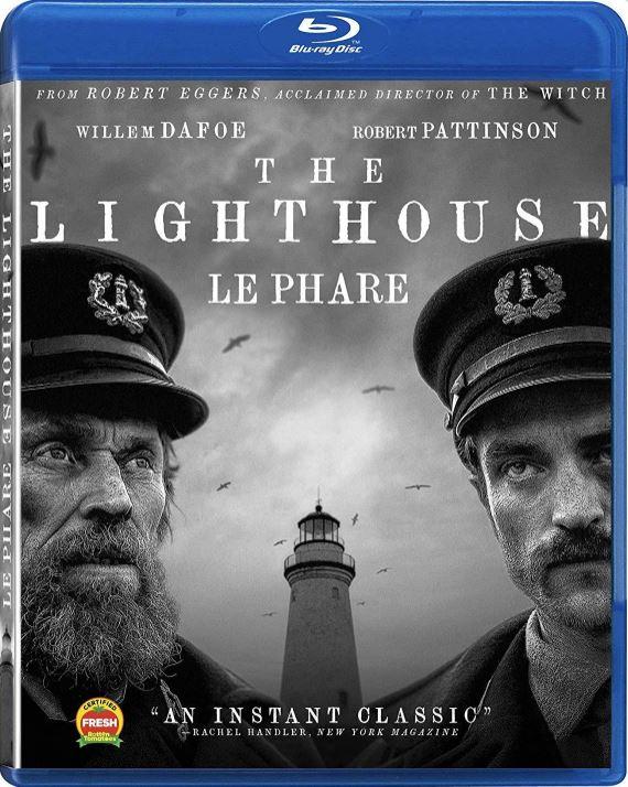 ผลการค้นหารูปภาพสำหรับ The Lighthouse (2019) bluray