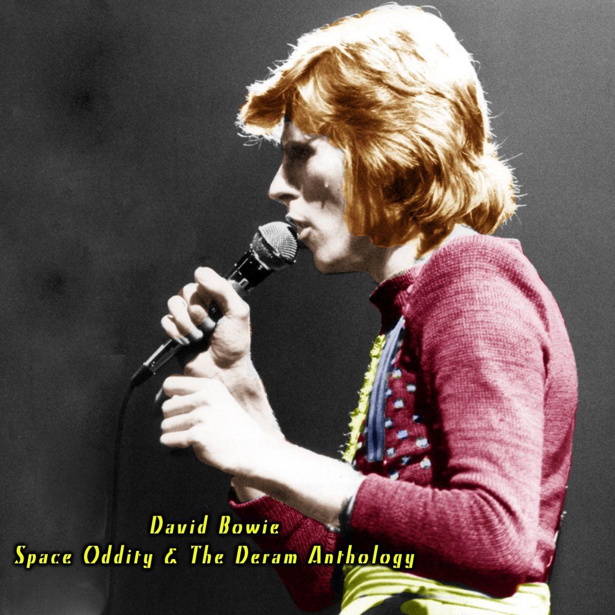 Download David Bowie Space Oddity The Deram Anthology 2019