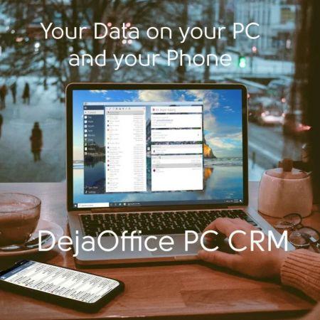 DejaOffice PC CRM Professional 1.0.252.0 Multilingual
