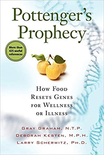 Pottenger's Prophecy: How Food Resets Genes for Wellness or Illness