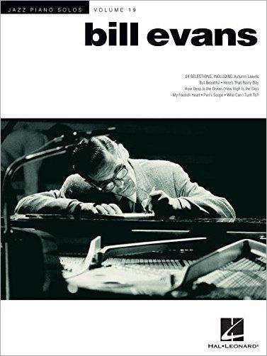 Bill Evans (Jazz Piano Solos, Volume 19)