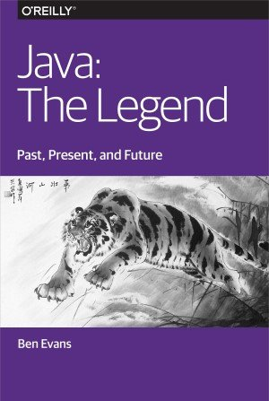 Java: The Legend (True EPUB)