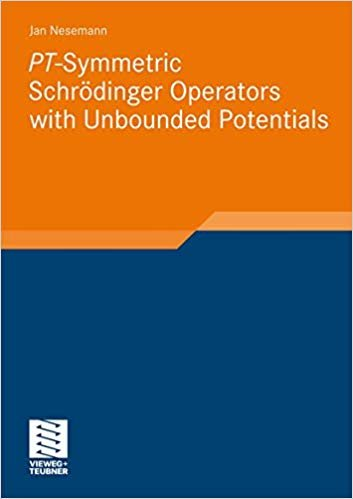 PT Symmetric Schrödinger Operators with Unbounded Potentials