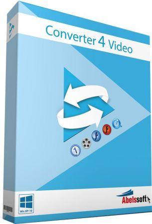 Abelssoft Converter4Video 2020 6.07.61