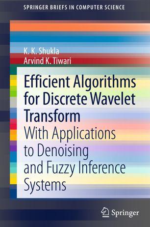 Efficient Algorithms for Discrete Wavelet Transform (True PDF)