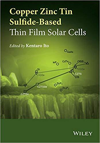 Copper Zinc Tin Sulfide Based Thin Film Solar Cells
