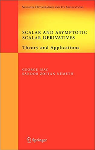 Scalar and Asymptotic Scalar Derivatives: Theory and Applications